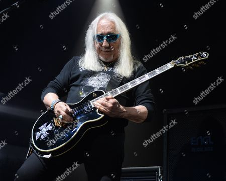Uriah Heep - Mick Box