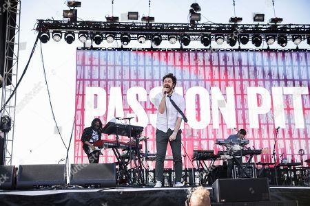 Passion Pit: Michael Angelakos