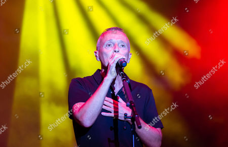 Stock Image of Tears For Fears - Curt Smith