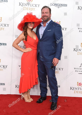 Editorial picture of 45th Annual Kentucky Derby, Arrivals, Churchill Downs, Louisville, Kentucky, USA - 04 May 2019