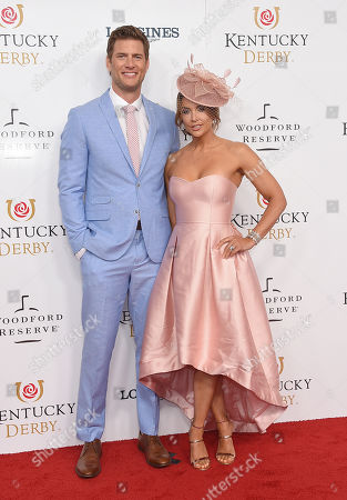 Ryan McPartlin and Danielle McPartlin