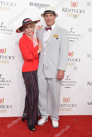 Editorial image of 45th Annual Kentucky Derby, Arrivals, Churchill Downs, Louisville, Kentucky, USA - 04 May 2019