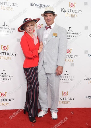 Editorial photo of 45th Annual Kentucky Derby, Arrivals, Churchill Downs, Louisville, Kentucky, USA - 04 May 2019