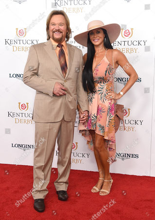 Travis Tritt and Theresa Nelson