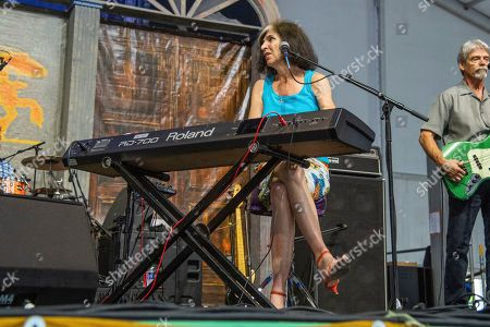 Editorial picture of 2019 Jazz and Heritage Festival - Weekend 2 - Day 3, New Orleans, USA - 04 May 2019