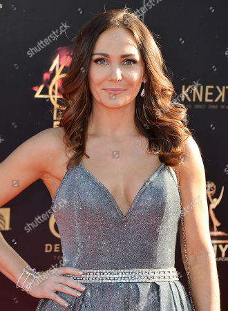 Editorial picture of 46th Annual Daytime Creative Arts Emmy Awards, Arrivals, Pasadena Civic Center, Los Angeles, USA - 03 May 2019