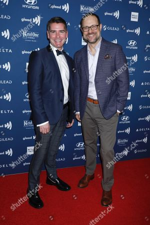 Editorial image of 30th Annual GLAAD Media Awards, Arrivals, New York, USA - 04 May 2019