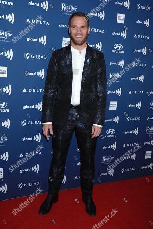 Editorial photo of 30th Annual GLAAD Media Awards, Arrivals, New York, USA - 04 May 2019