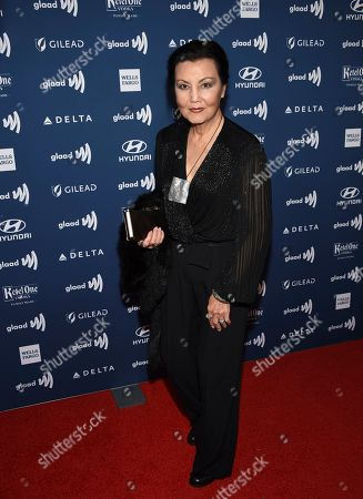 Kieu Chinh attends the 30th annual GLAAD Media Awards at the New York Hilton Midtown, in New York