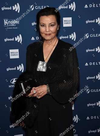 Stock Image of Kieu Chinh attends the 30th annual GLAAD Media Awards at the New York Hilton Midtown, in New York