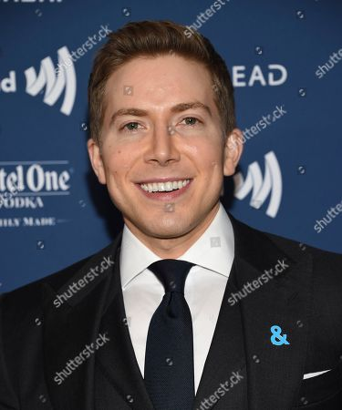 Baruch Shemtov attends the 30th annual GLAAD Media Awards at the New York Hilton Midtown, in New York