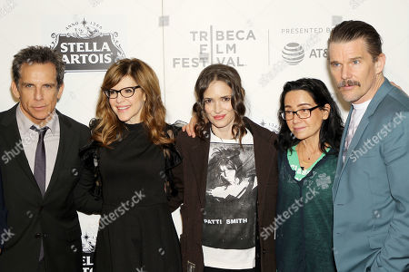 Ben Stiller, Lisa Loeb, Winona Ryder, Janeane Garofalo and Ethan Hawke