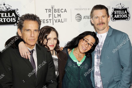 Editorial image of 2019 Tribeca Film Festival - Anniversary Film: Reality Bites - 25 Years, New York, USA - 04 May 2019