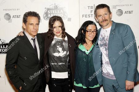 Ben Stiller, Winona Ryder, Janeane Garofalo and Ethan Hawke