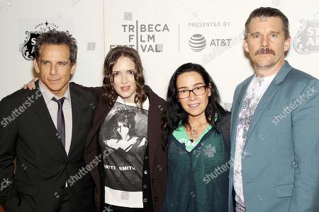 Stock Picture of Ben Stiller, Winona Ryder, Janeane Garofalo and Ethan Hawke