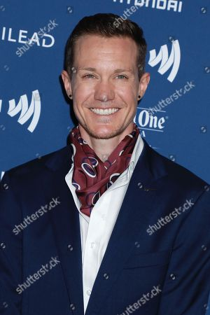 Editorial picture of 30th Annual GLAAD Media Awards, Arrivals, New York, USA - 04 May 2019