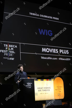 Chris Moukarbel (Director; Wig)