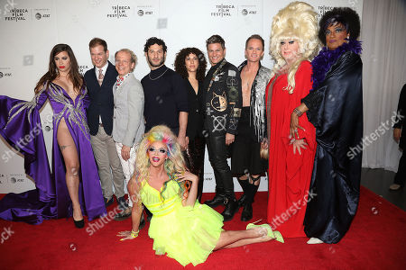 Charlene Incarnate, Todd Lubin, Bruce Cohen, Willam Belli, Chris Moukarbel (Director; Wig), David Burtka, Neil Patrick Harris, Lady Bunny and Flotilla DeBarge