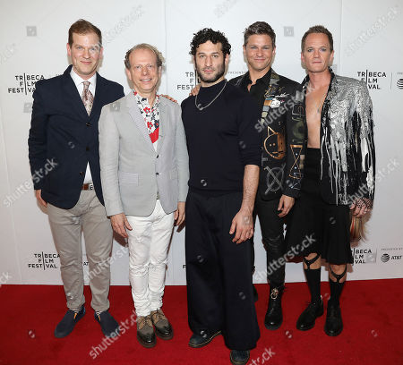 Todd Lubin, Bruce Cohen, Chris Moukarbel (Director; Wig), David Burtka and Neil Patrick Harris