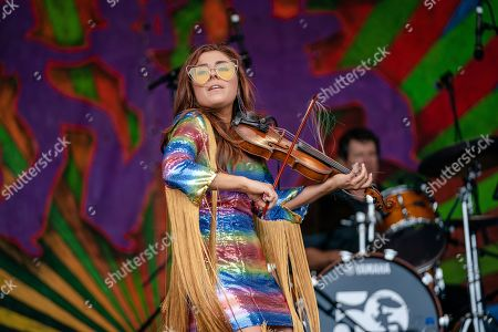 Editorial photo of New Orleans Jazz and Heritage Festival, Day 7, New Orleans, USA - 04 May 2019