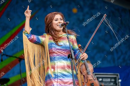 Editorial image of New Orleans Jazz and Heritage Festival, Day 7, New Orleans, USA - 04 May 2019