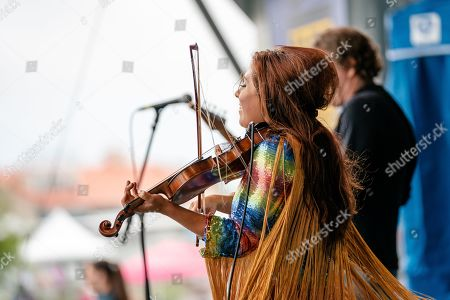 Editorial picture of New Orleans Jazz and Heritage Festival, Day 7, New Orleans, USA - 04 May 2019