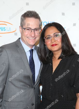 Editorial picture of Lupus LA Orange Ball 2019, Beverly Hills, USA - 04 May 2019