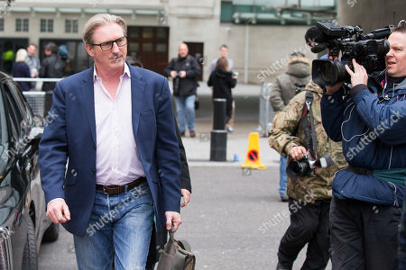 Adrian Dunbar leaves the BBC