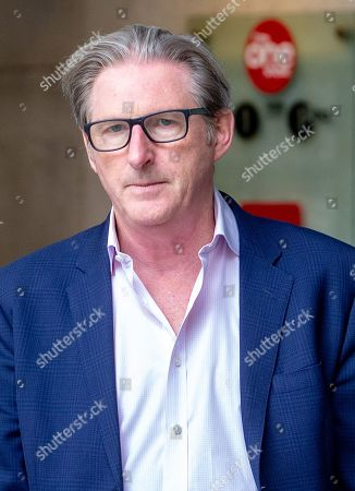 Actor, Adrian Dunbar, from the BBC Show 'Line of Duty' leaves the BBC after appearing on 'The Andrew Marr Show'.