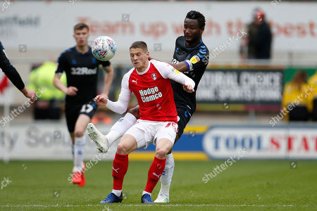 Editorial image of Rotherham United v Middlesbrough, EFL Sky Bet Championship - 05 May 2019