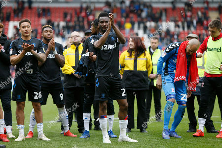 Editorial photo of Rotherham United v Middlesbrough, EFL Sky Bet Championship - 05 May 2019