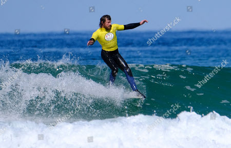 Editorial image of English National Surfing Championships, Perranporth, UK - 05 May 2019