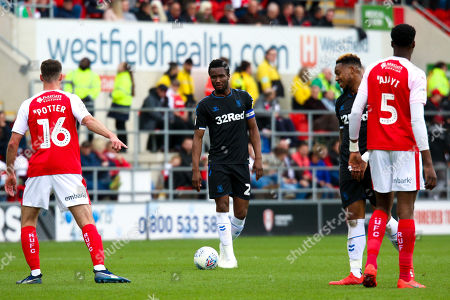 Mikel John Obi of Middlesbrough looks for options