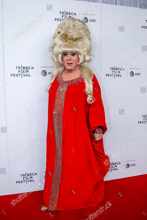 Stock Image of Lady Bunny