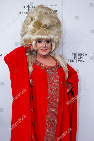 Editorial image of 'WIG' premiere, Arrivals, Tribeca Film Festival, New York, USA - 04 May 2019