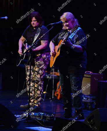 Editorial picture of Indigo Girls in concert, The Parker Playhouse, Fort Lauderdale, Florida, USA - 04 May 2019
