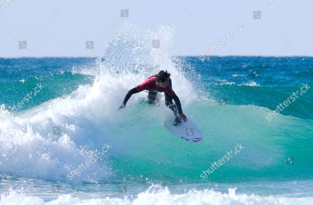 Editorial photo of English National Surfing Championships, Cornwall, UK - 05 May 2019