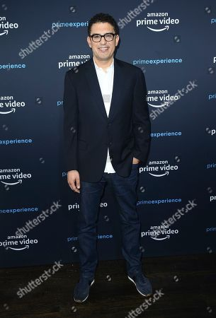 """Sam Esmail arrives at the """"Homecoming"""" FYC Event on in Los Angeles Angeles"""