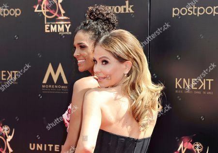Briana Henry, Lisa LoCicero. Briana Henry, left, and Lisa LoCicero arrive at the 46th annual Daytime Emmy Awards at the Pasadena Civic Center, in Pasadena, Calif