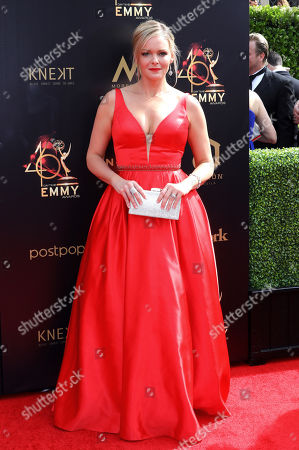 Editorial photo of 46th Annual Daytime Emmy Awards, Arrivals, Pasadena Civic Auditorium, Los Angeles, USA - 05 May 2019