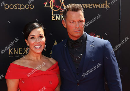 Lisa Martsolf and Eric Martsolf