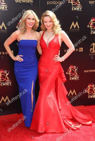 Ashley Jones and Jennifer Gareis