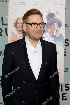 """Editorial photo of New York Premiere of Sony Pictures Classics """"ALL IS TRUE"""", USA - 05 May 2019"""