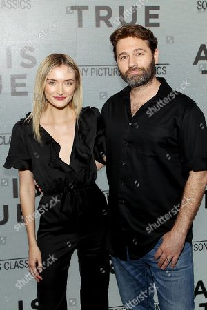 """Editorial image of New York Premiere of Sony Pictures Classics """"ALL IS TRUE"""", USA - 05 May 2019"""
