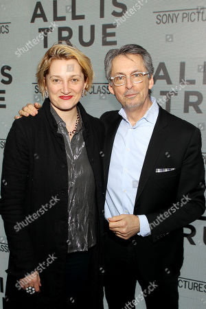 "Editorial photo of New York Premiere of Sony Pictures Classics ""ALL IS TRUE"", USA - 05 May 2019"