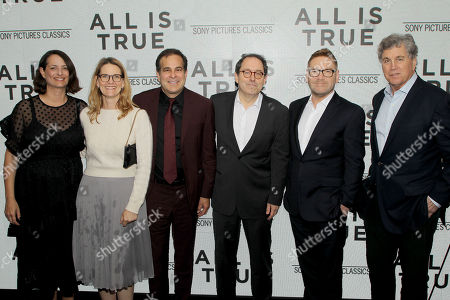 Laura Berwick (Exec. Producer), Becca Kovacik (Exec. Producer), Ted Gagliano (Producer), Michael Barker (Co-Pres. SPC), Sir Kenneth Branagh (Director,Writer,Actor) and Tom Bernard (Co-Pres. SPC)