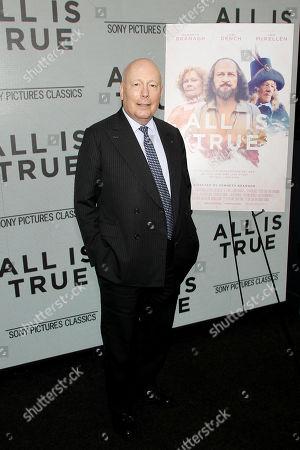 Lord Julian Fellowes