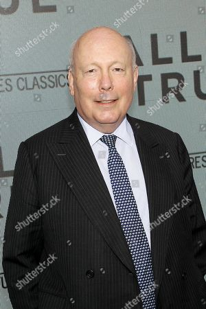 """Editorial picture of New York Premiere of Sony Pictures Classics """"ALL IS TRUE"""", USA - 05 May 2019"""