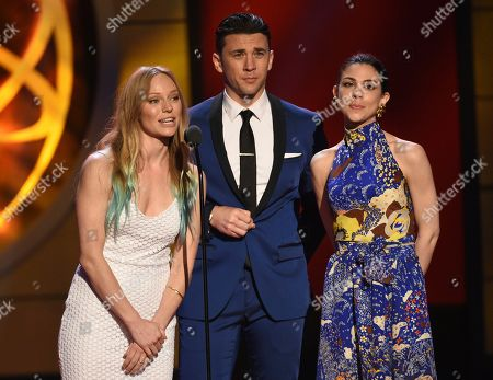 Editorial photo of 46th Annual Daytime Emmy Awards - Show, Pasadena, USA - 05 May 2019