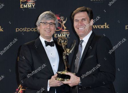 Editorial picture of 46th Annual Daytime Emmy Awards - Press Room, Pasadena, USA - 05 May 2019
